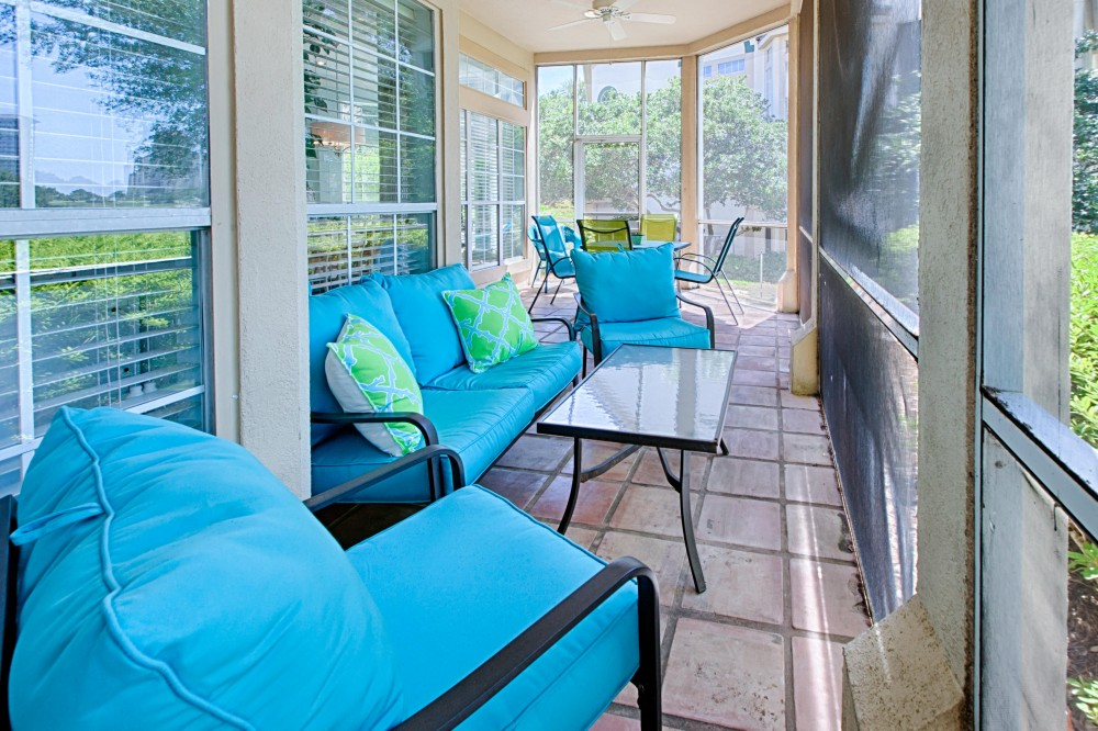 Miramar Beach vacation rental with Patio