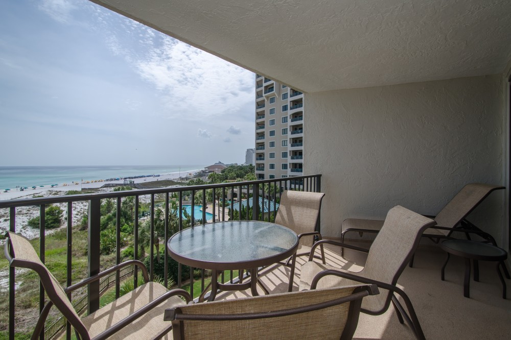Miramar Beach vacation rental with BalconywithaView