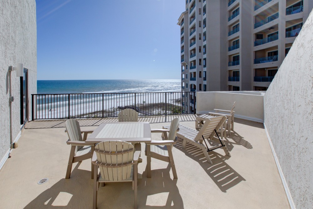 Miramar Beach vacation rental with Reduced Rates for all 2020   Golf Cart Included - Breath Taking Views
