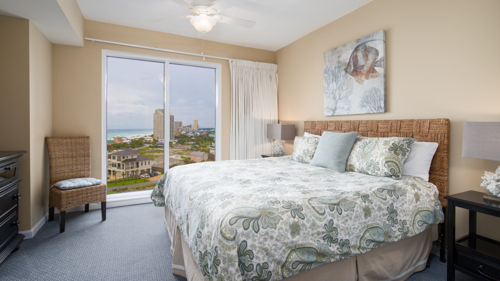 Miramar Beach vacation rental with Bedroom
