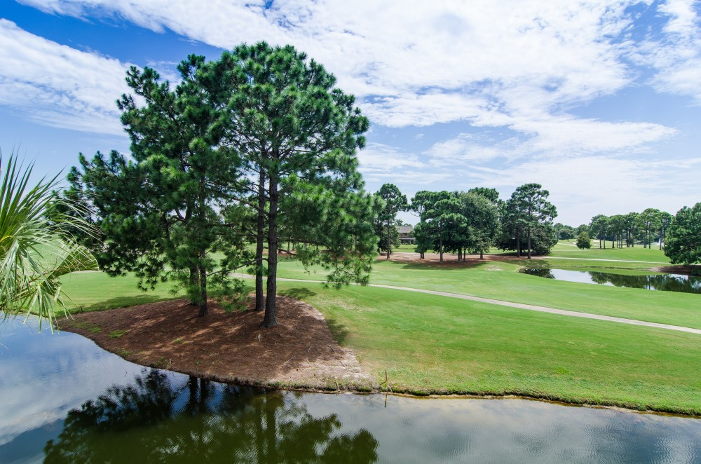 Miramar Beach vacation rental with GolfCourseView