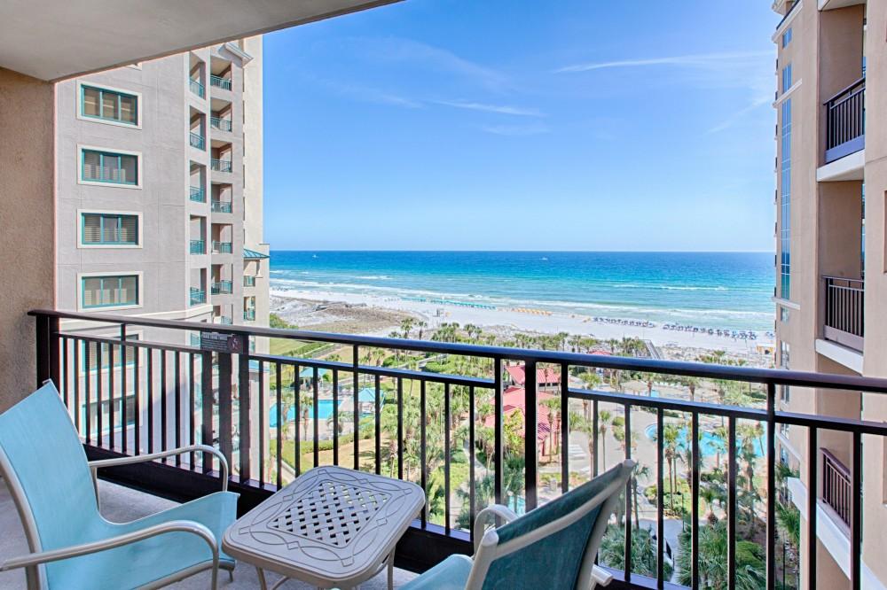 Miramar Beach vacation rental with Balcony