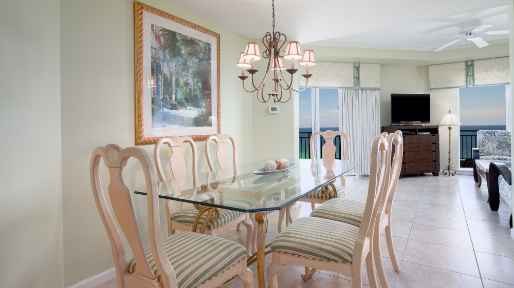 Miramar Beach vacation rental with DiningArea