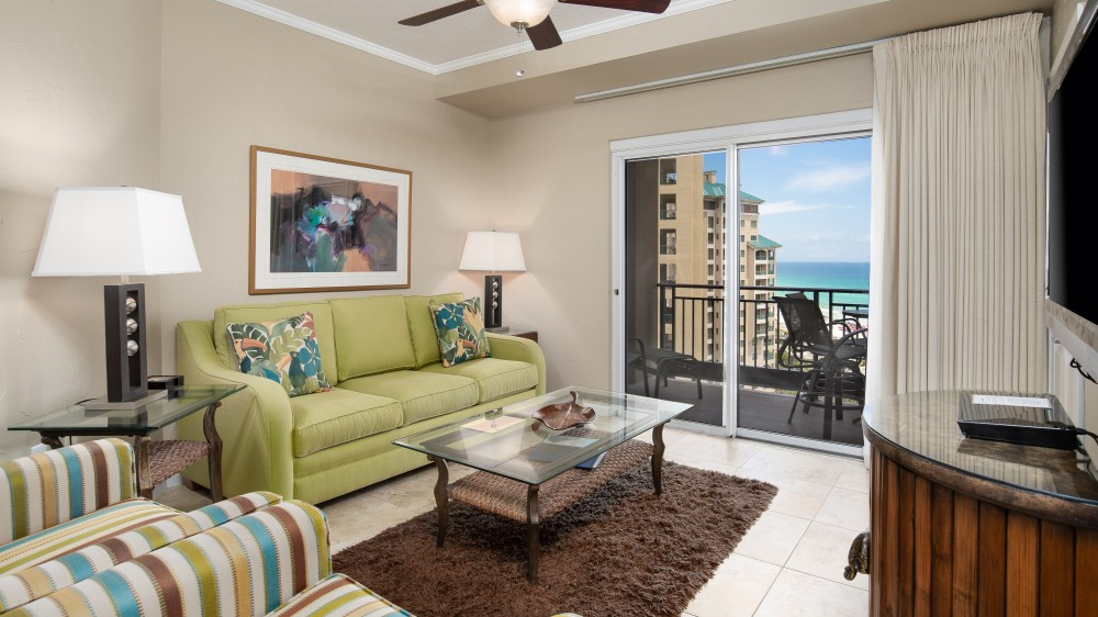 Miramar Beach vacation rental with LivingArea