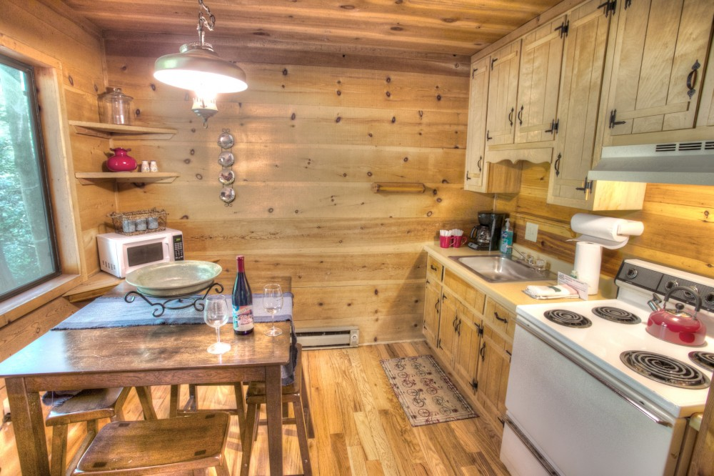 Sautee Nacoochee vacation rental with Let s Go to the Mountains