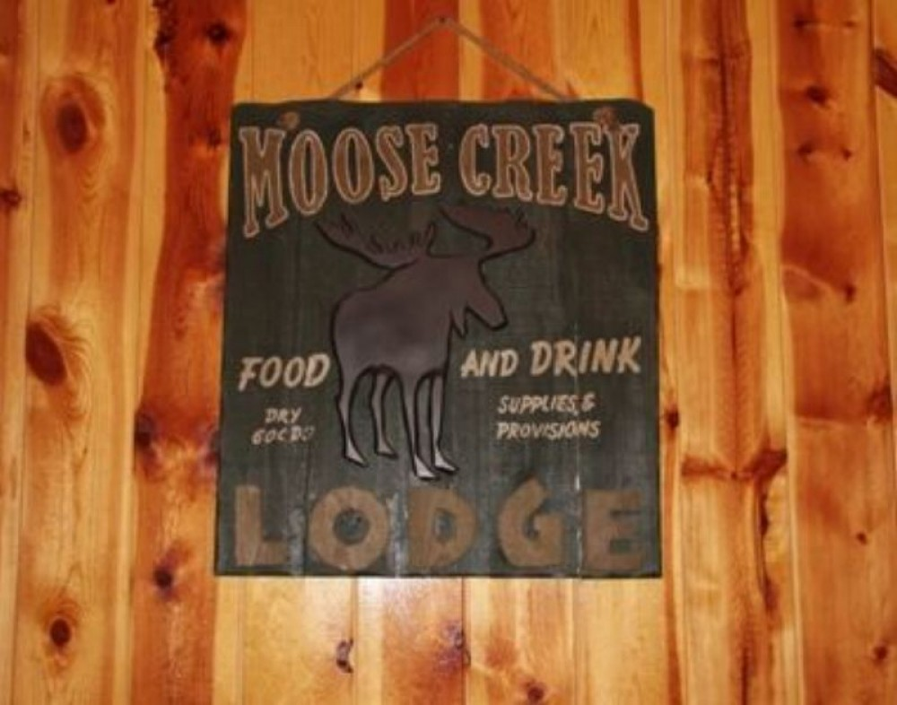 Sautee Nacoochee vacation rental with Moose Creek Lodge - Your Home Away From Home