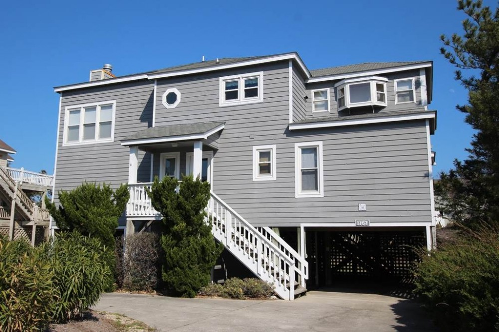 Corolla vacation rental with Whale Song