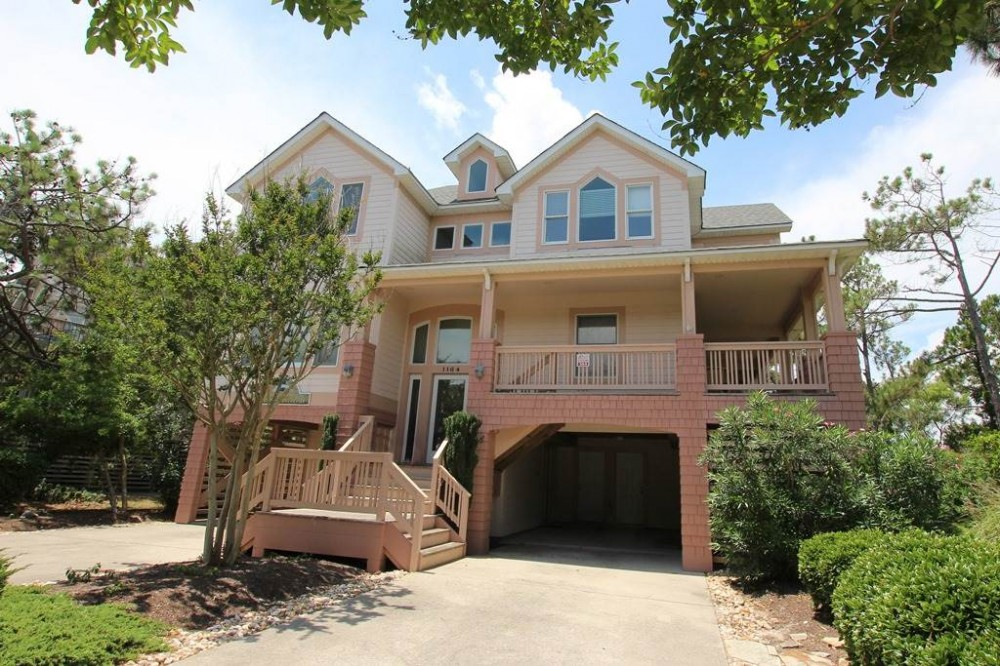 Corolla vacation rental with Southern Hospitality
