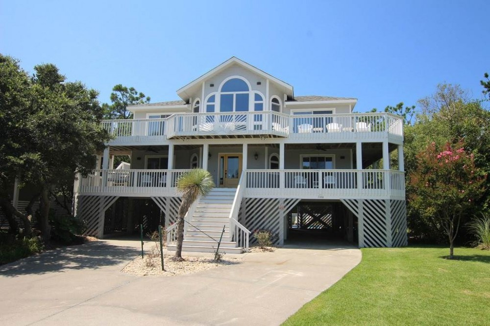 Corolla vacation rental with Sunnyside