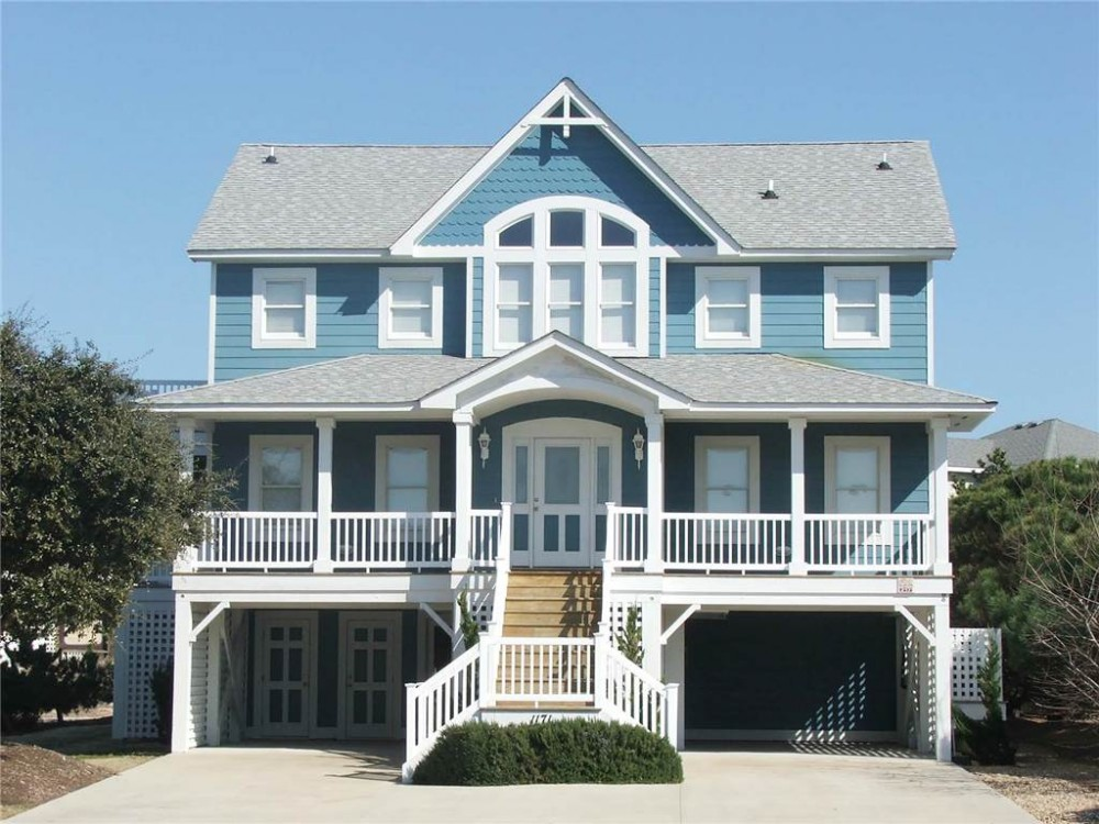 Corolla vacation rental with Family Affair