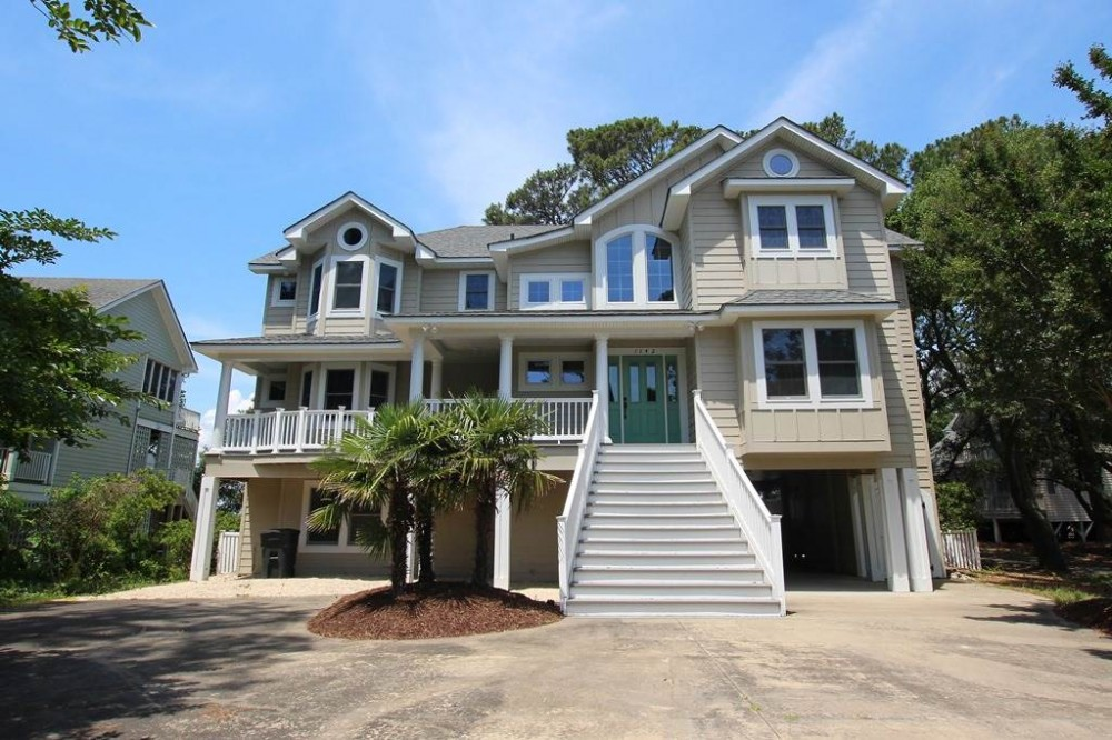 Corolla vacation rental with Perfect Sunset