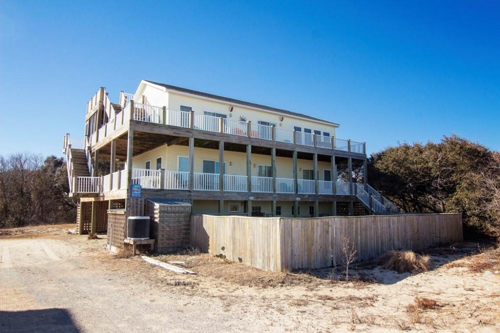 Corolla vacation rental with Castaway Cove
