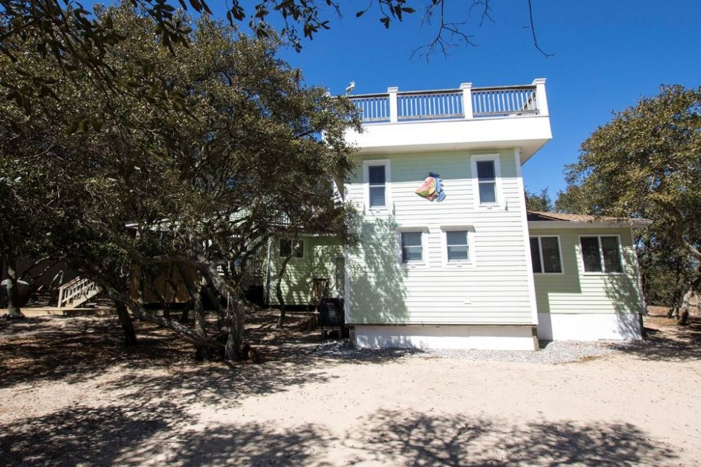 Corolla vacation rental with Sandy Feet Retreat