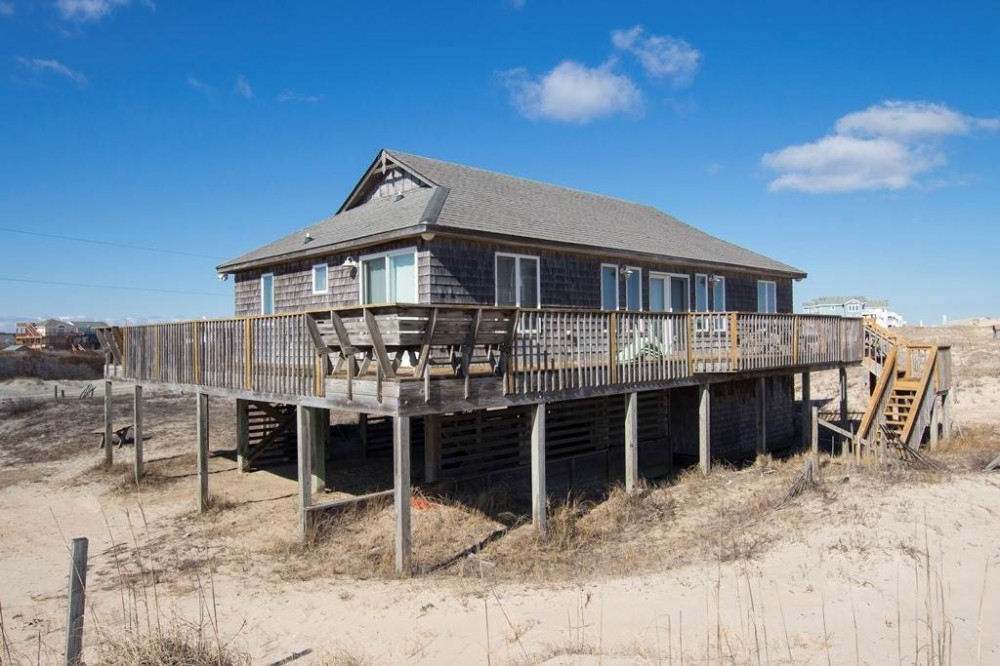 Corolla vacation rental with Sea Blessing