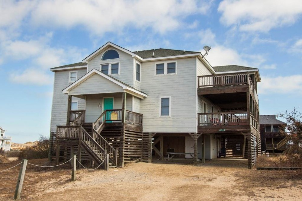 Corolla vacation rental with Ocean Dune