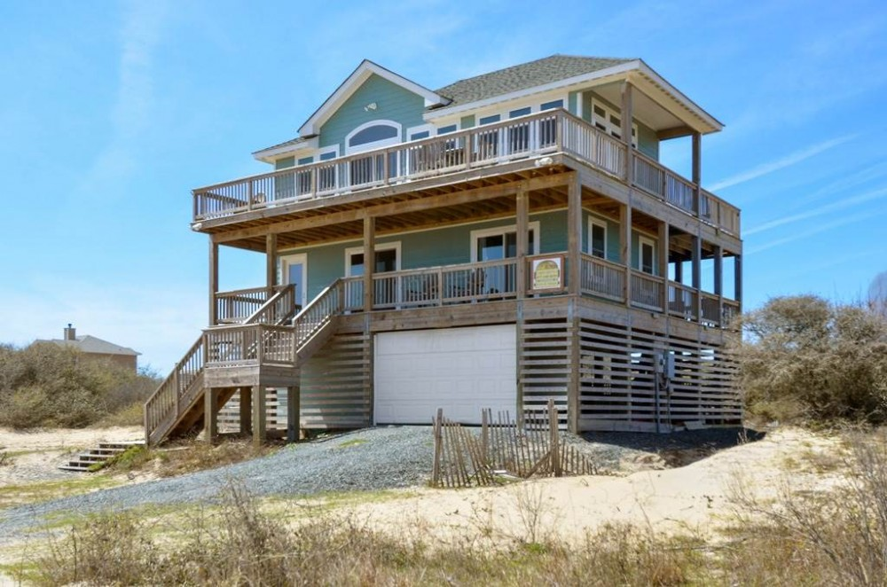 Corolla vacation rental with South of Disorder