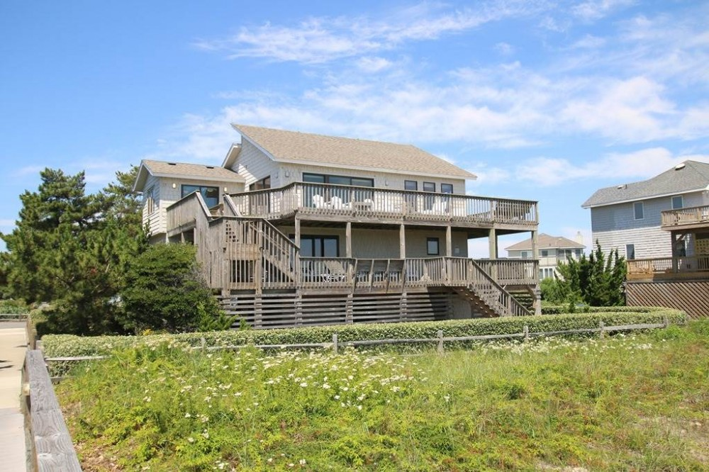 Corolla vacation rental with Dune Not Disturb