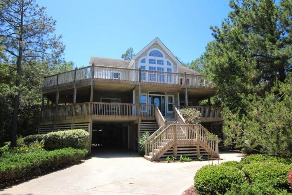 Corolla vacation rental with Shore Haven