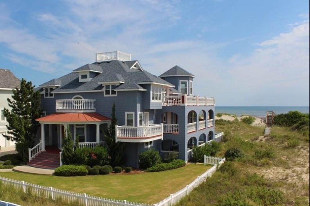 Corolla vacation rental with Life  s a Beach