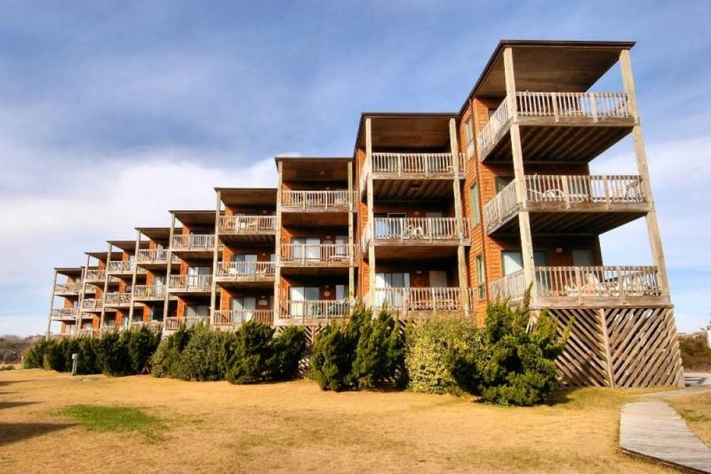 Duck vacation rental with Surfside Paradise