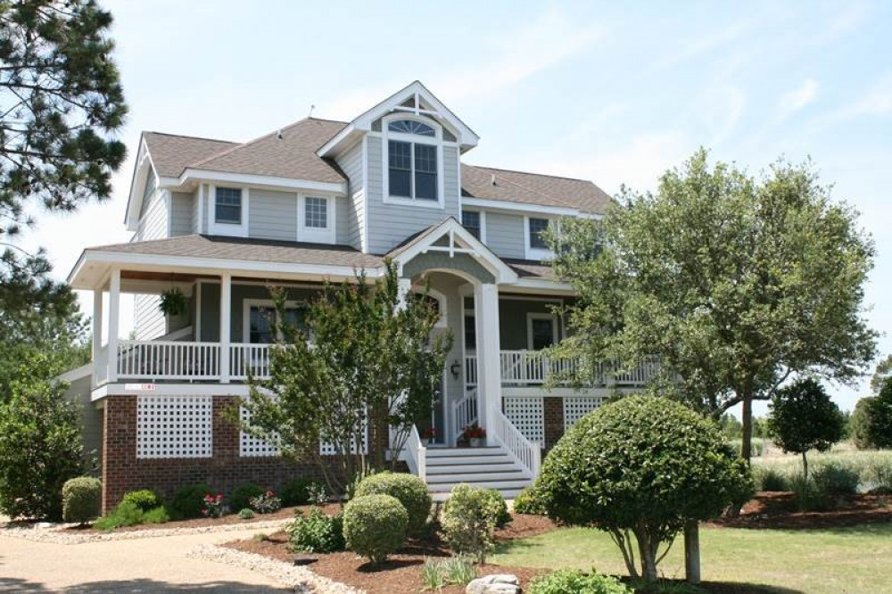 Corolla vacation rental with Bach By The Bay