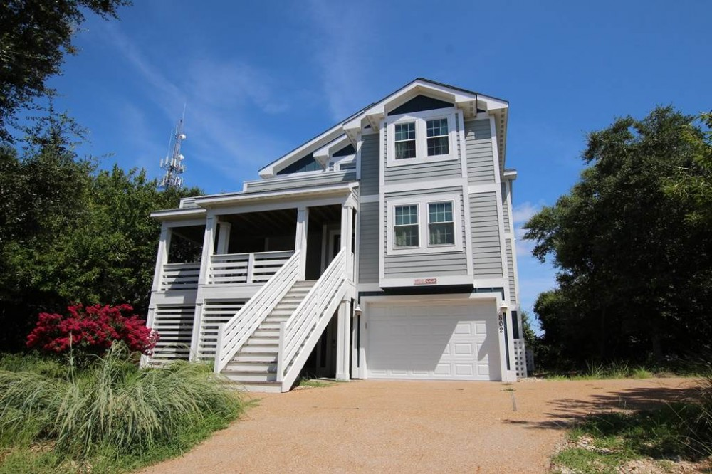 Corolla vacation rental with Argo Point