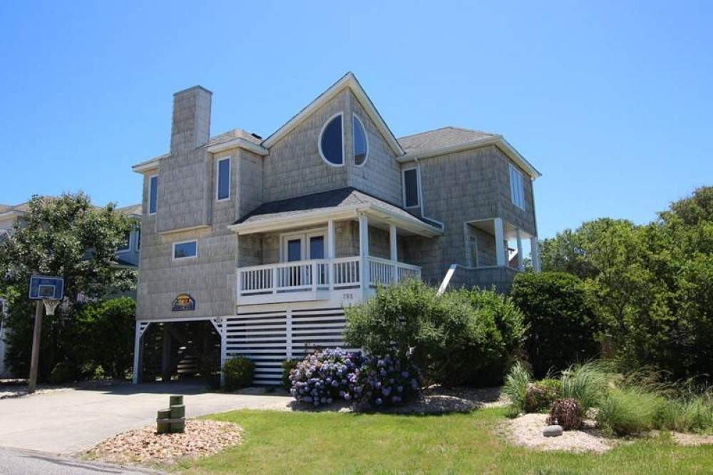 Corolla vacation rental with Just 4 Us