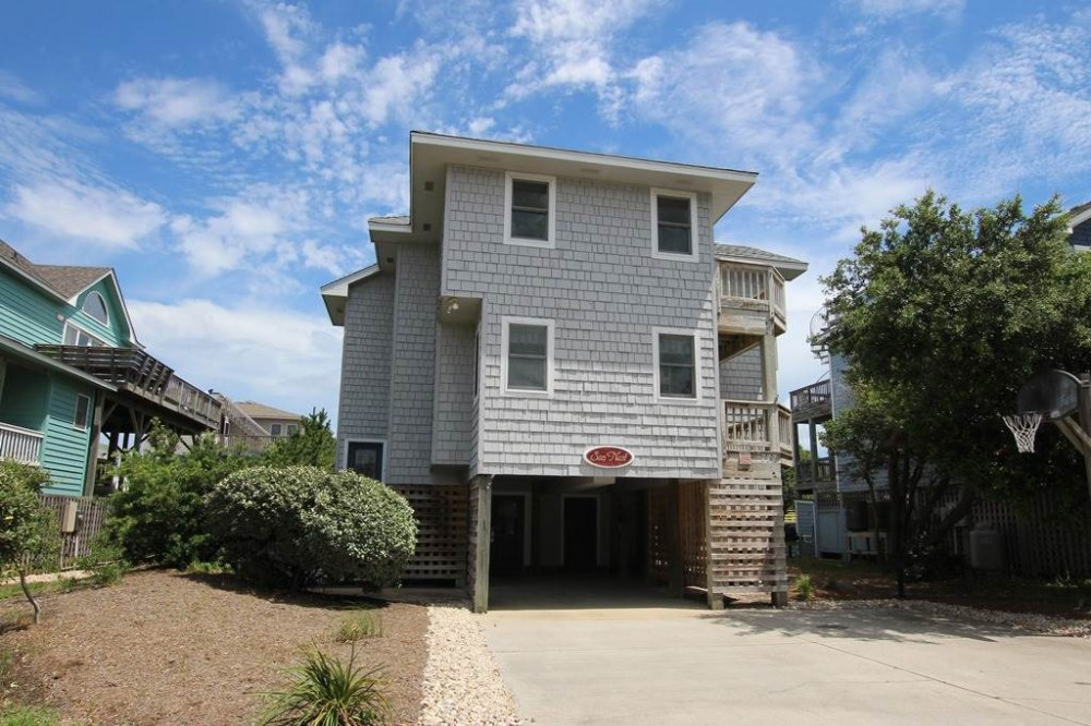 Corolla vacation rental with Sea Nest