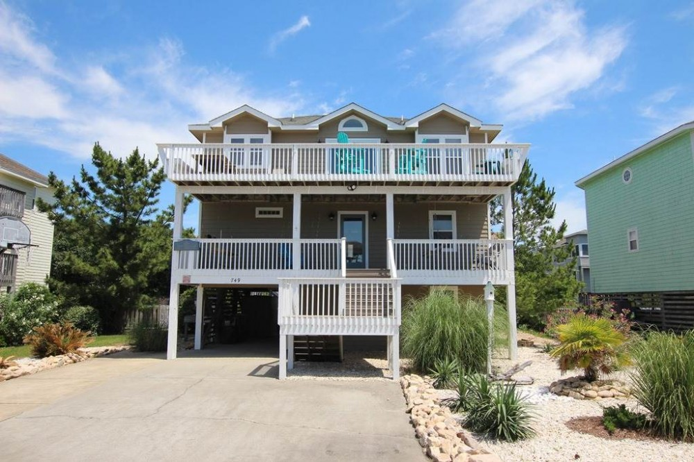 Corolla vacation rental with Moore Fun  Less Work