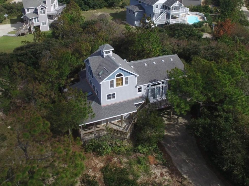 Corolla vacation rental with Sea Pegasus