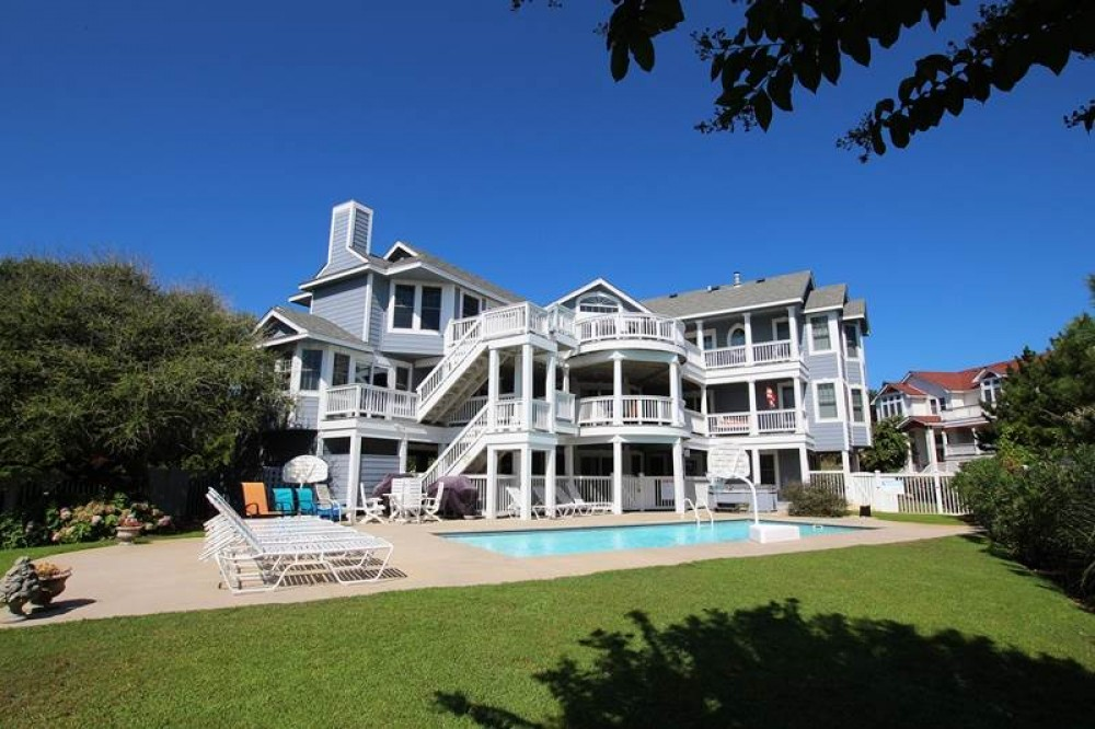 Duck vacation rental with Breath Of Heaven