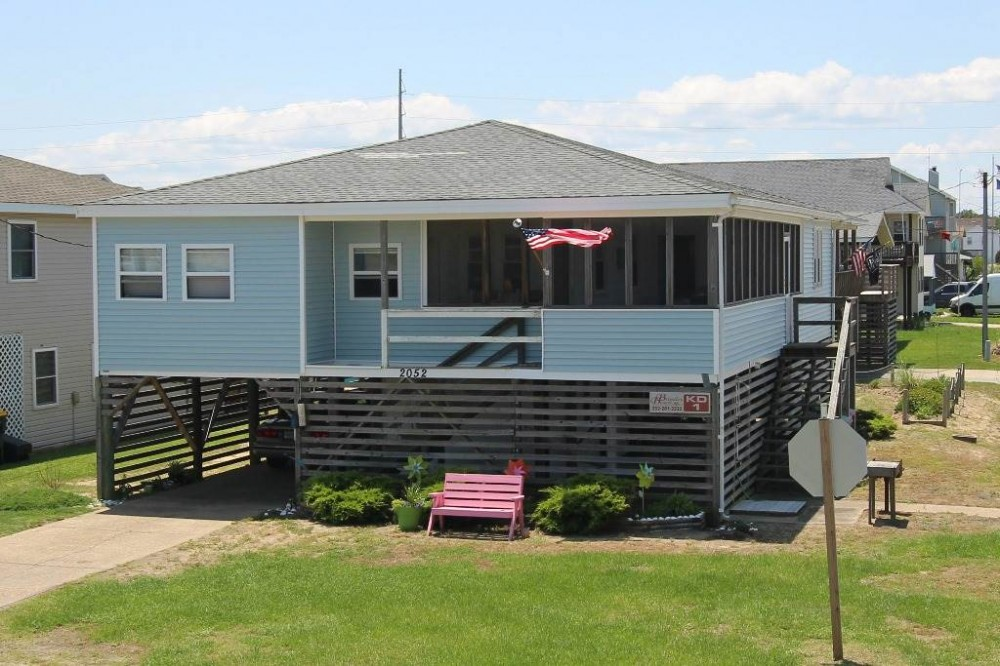 Kill Devil Hills vacation rental with The Hammock Cottage