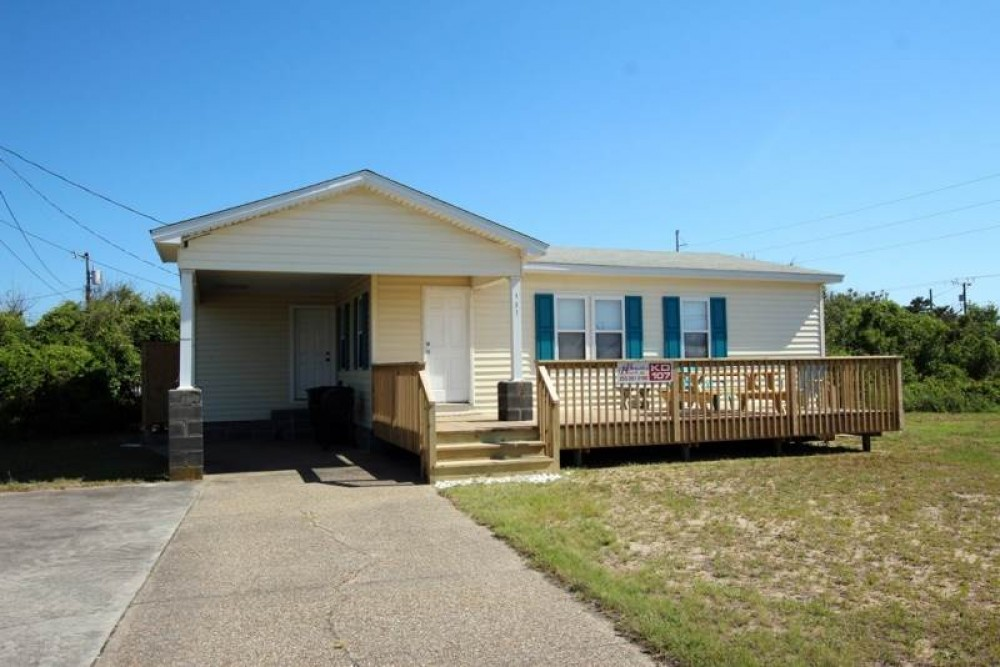 Kill Devil Hills vacation rental with Overseas