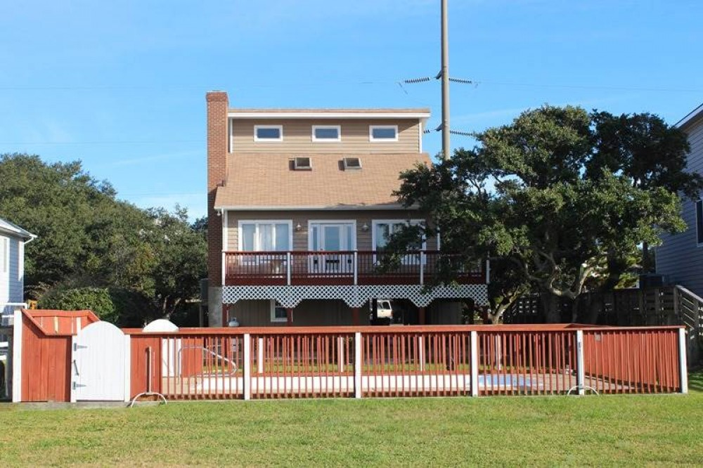 Kill Devil Hills vacation rental with Sounds Delightful