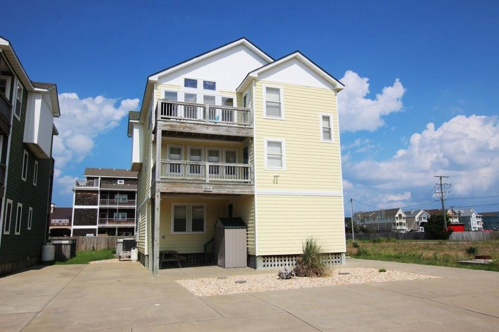 Kill Devil Hills vacation rental with Wright Off