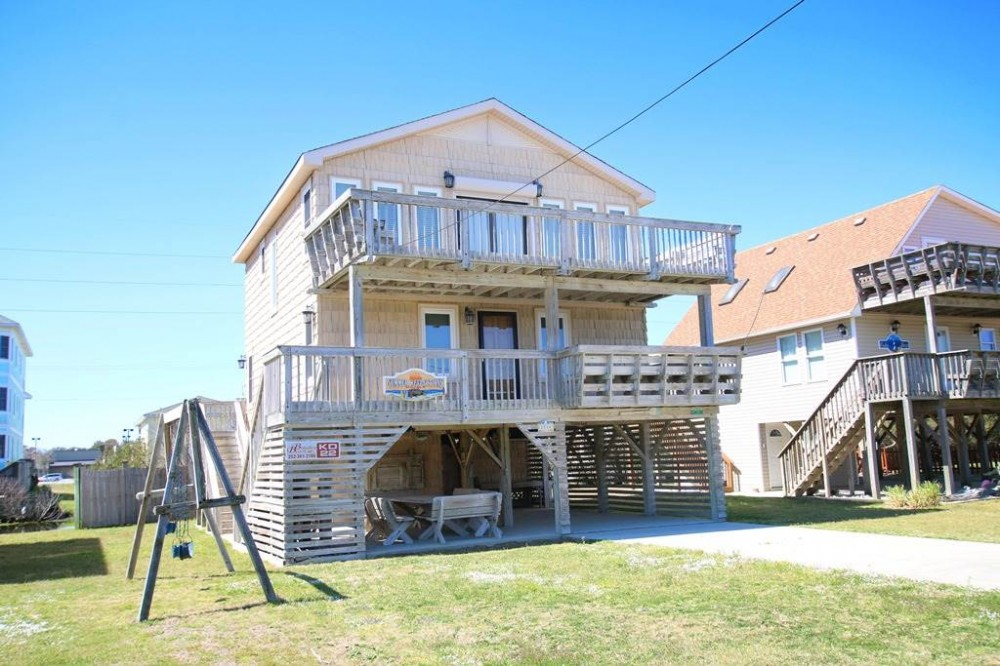 Kill Devil Hills vacation rental with Summer Reflections