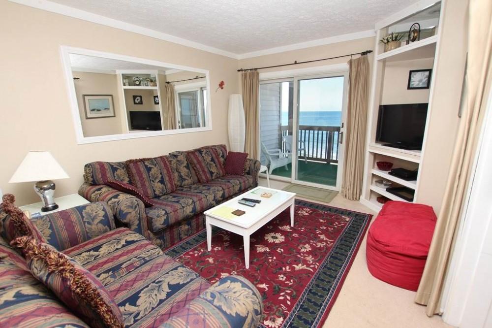 Kill Devil Hills vacation rental with Sea Oats 3C