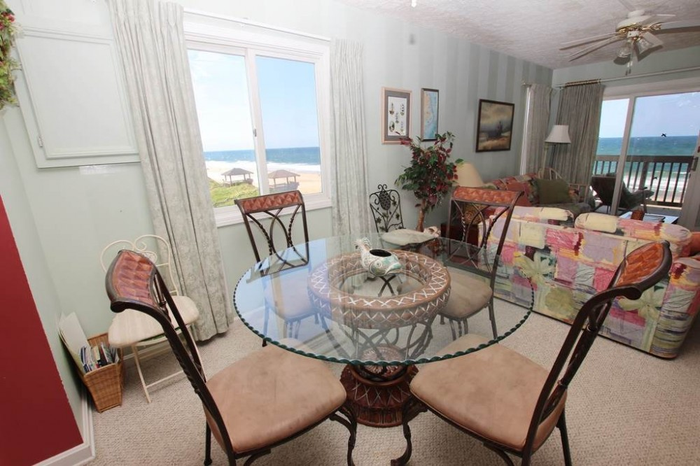 Kill Devil Hills vacation rental with Sea Oats 2C