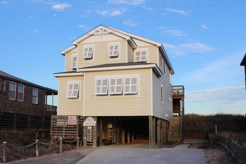 Kill Devil Hills vacation rental with The Sand Trap