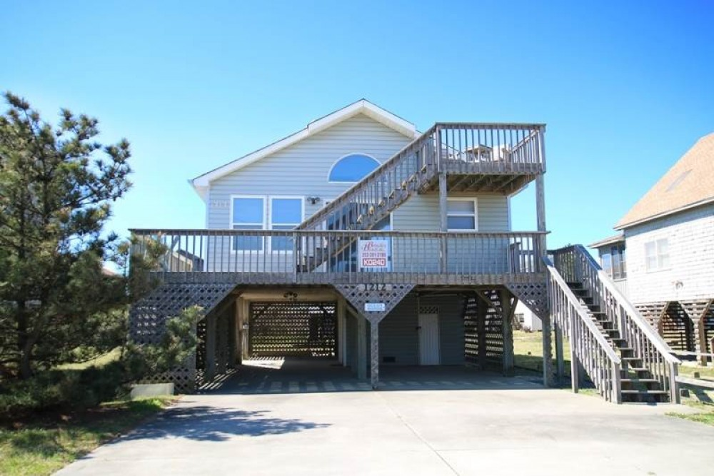 Kill Devil Hills vacation rental with The Ocean Winds
