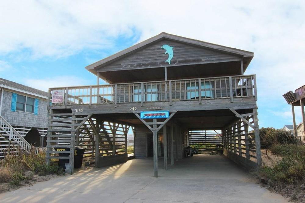 Kill Devil Hills vacation rental with Fitz  s Wave Watcher