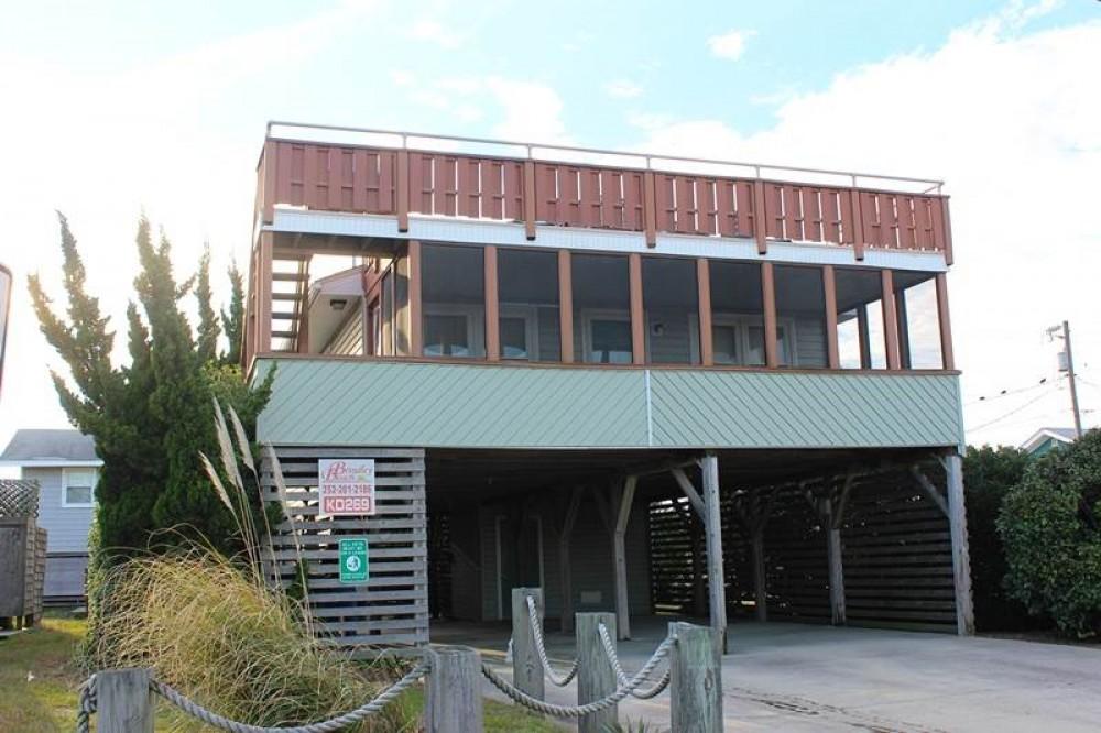 Kill Devil Hills vacation rental with Ocean Retreat