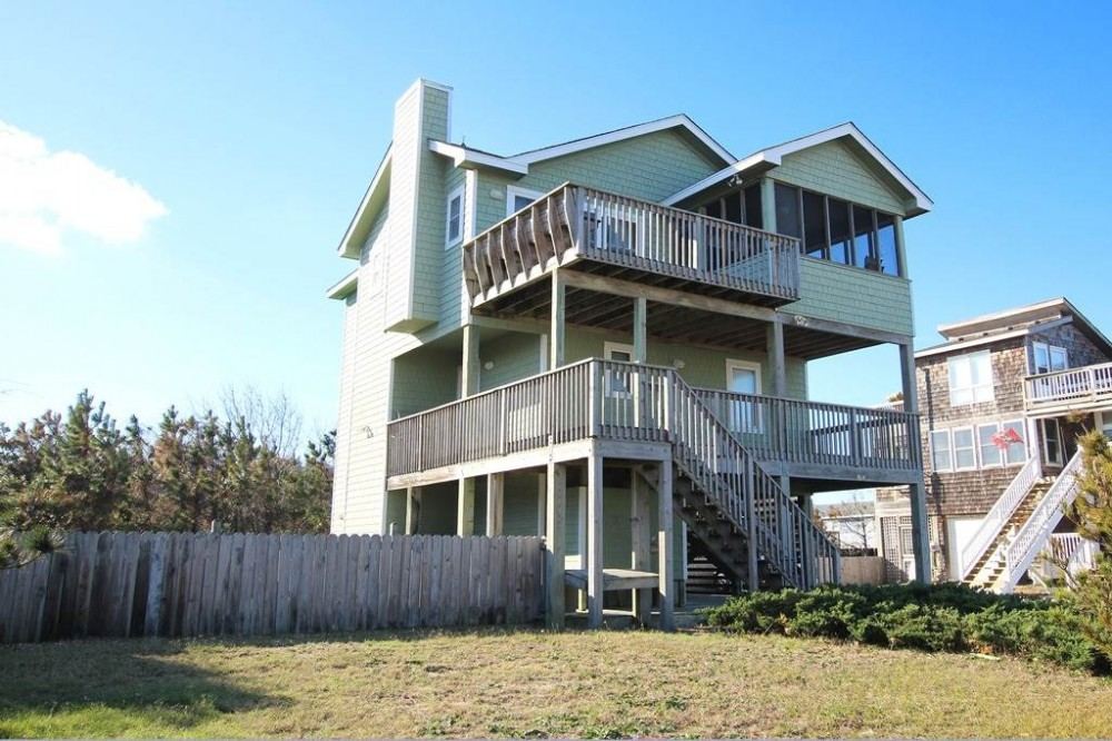 Kill Devil Hills vacation rental with Stay Here on Porpoise
