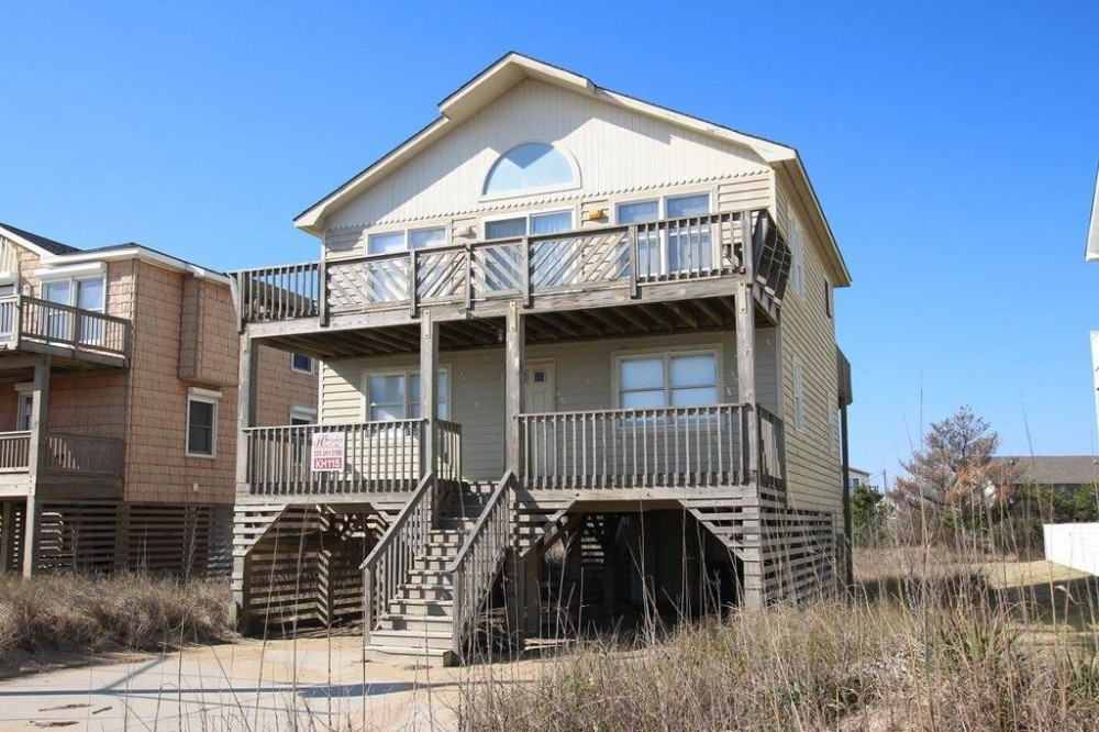 Kitty Hawk vacation rental with Dolphin Watch