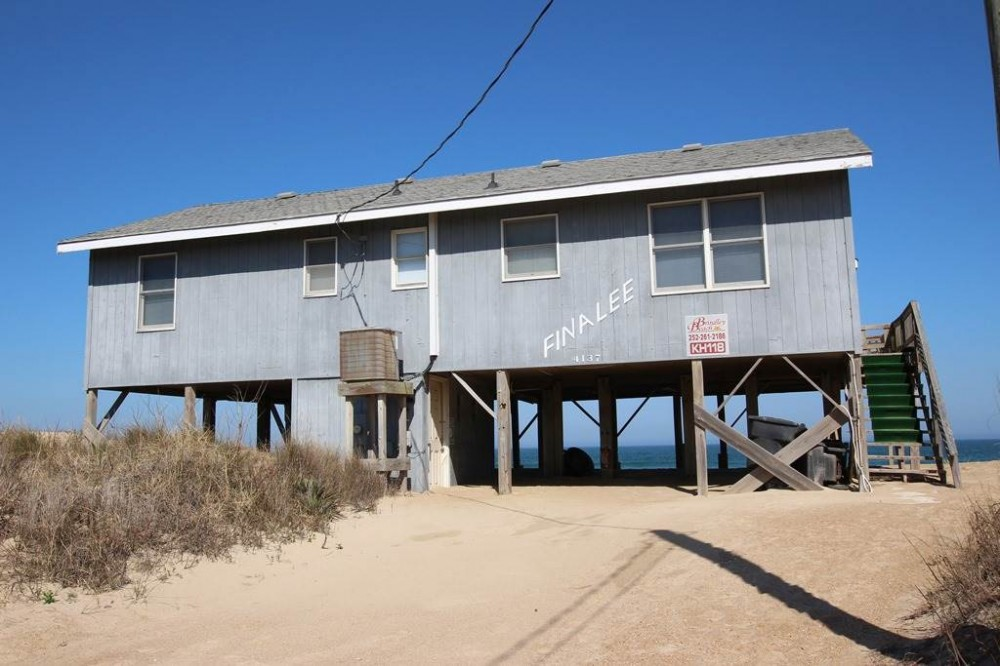 Kitty Hawk vacation rental with Finalee