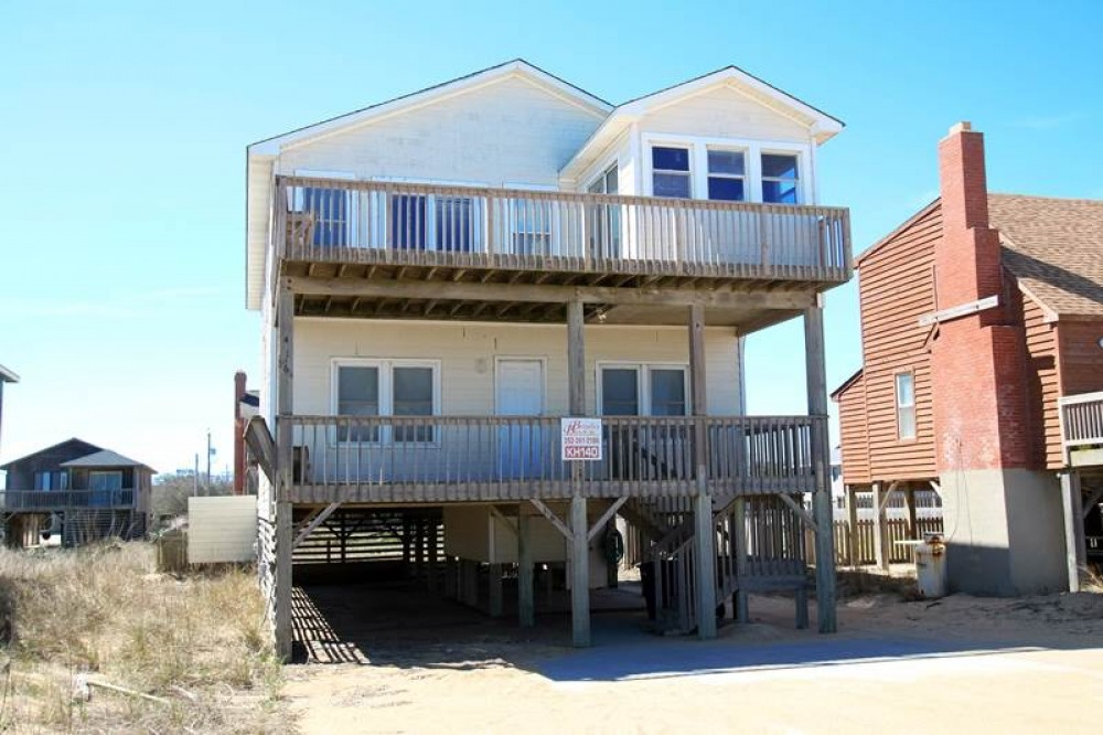 Kitty Hawk vacation rental with Sweet Virginia Breeze