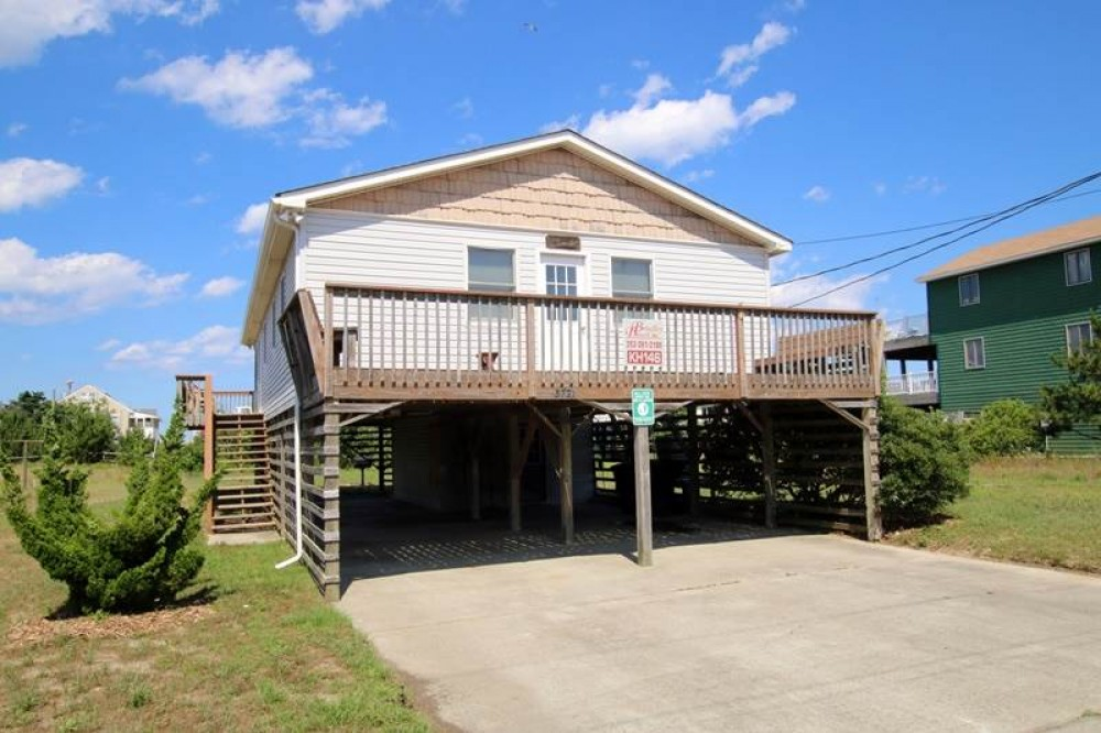 Kitty Hawk vacation rental with Camelot
