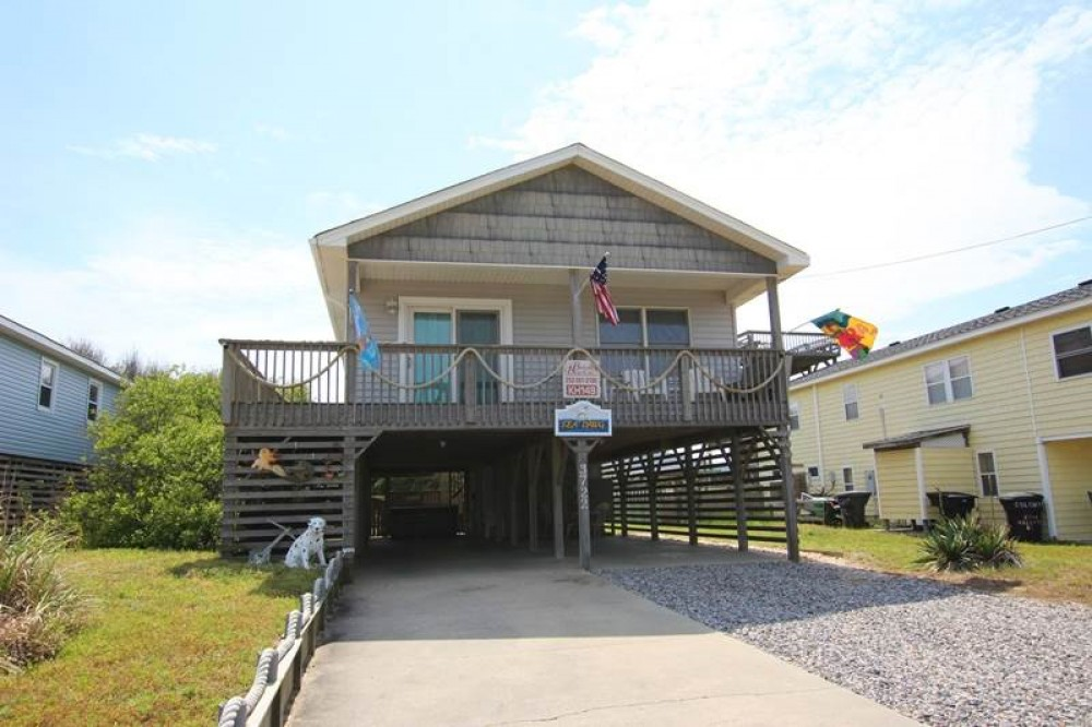 Kitty Hawk vacation rental with Sea Dawg