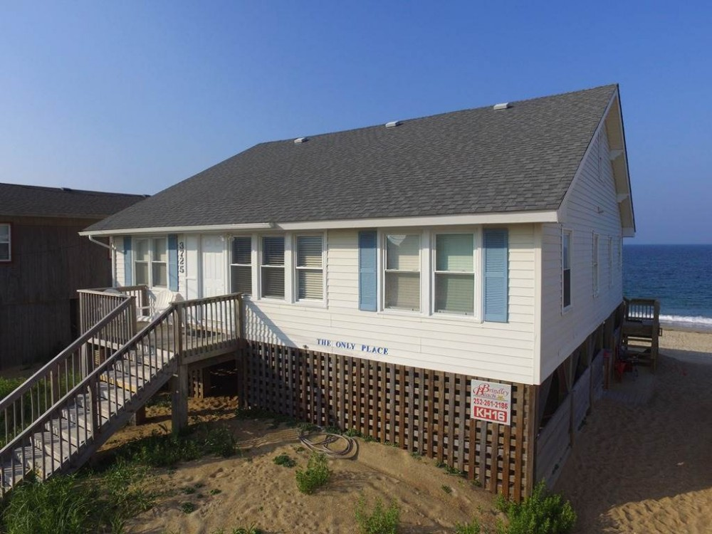 Kitty Hawk vacation rental with The Only Place