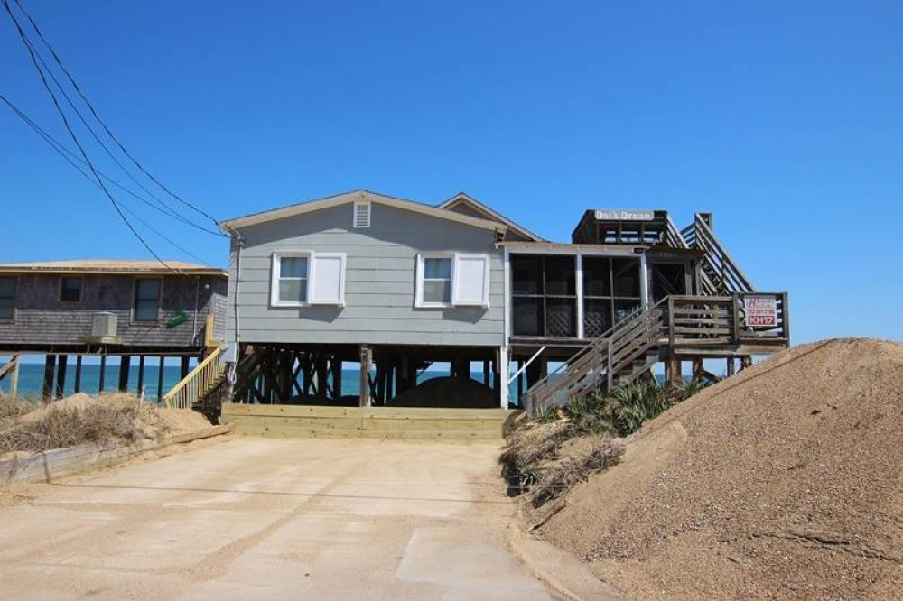 Kitty Hawk vacation rental with Dot  s Dream